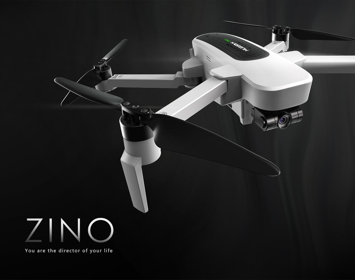Hubsan Zino: a Mavic Air competitor at less than half the price