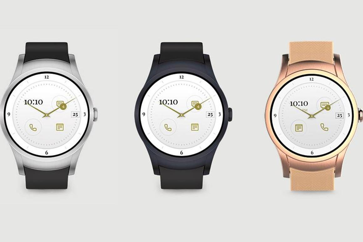 The Wear24 is a Verizon exclusive smartwatch with 4G connectivity