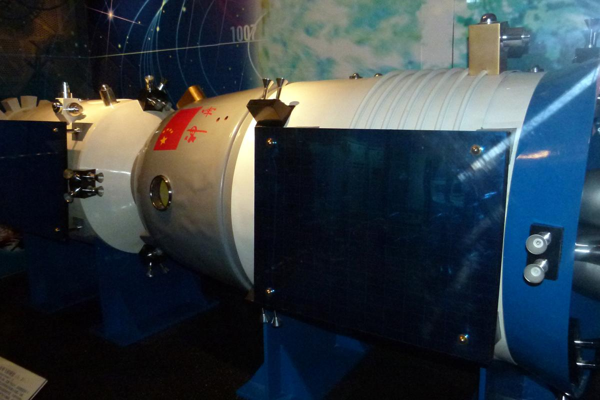 The Shenzhou-10 is similar to the Shenzhou-5, seen here (Photo: Brücke-Osteuropa/Wikimedia)