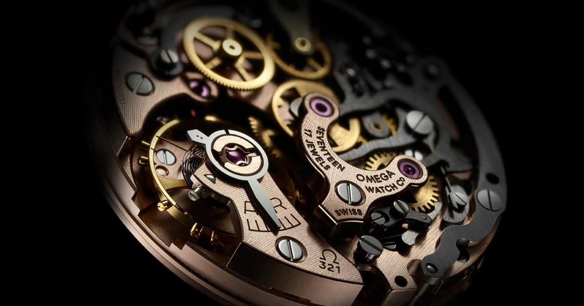 Omega returns to Moon watch movement with reintroduction of Calibre 321