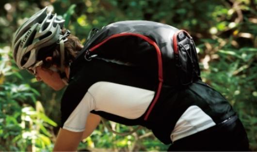 Shimano aims to create a more ergonomic biking pack