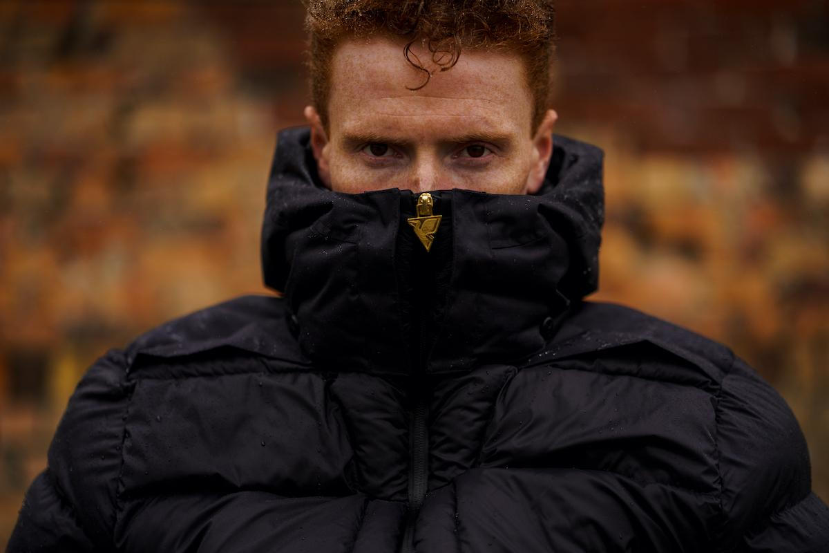 St.Terre entered the outdoor apparel space with a debut line of jackets that are as stylish as they are practical