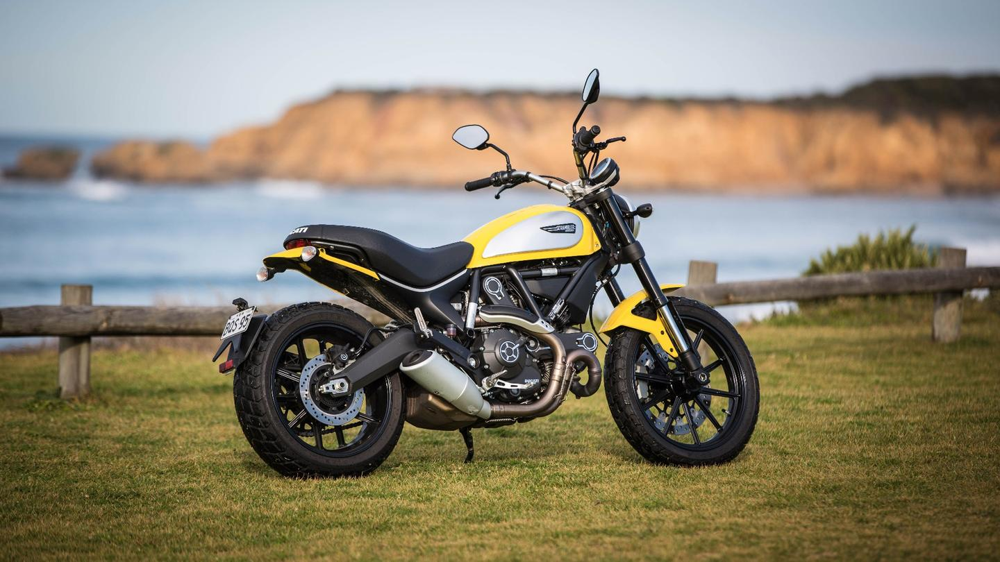 2015 Ducati Scrambler – a massive sales success