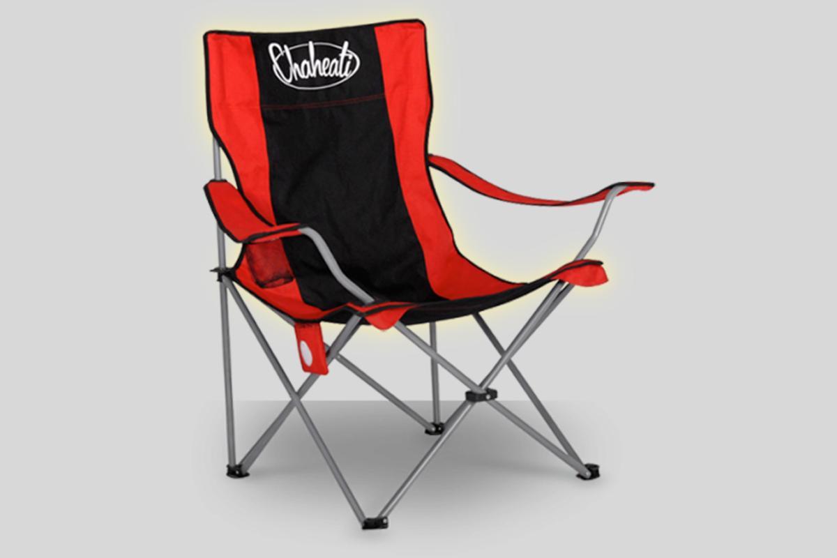 The Chaheati All-Season Heated Camping Chair