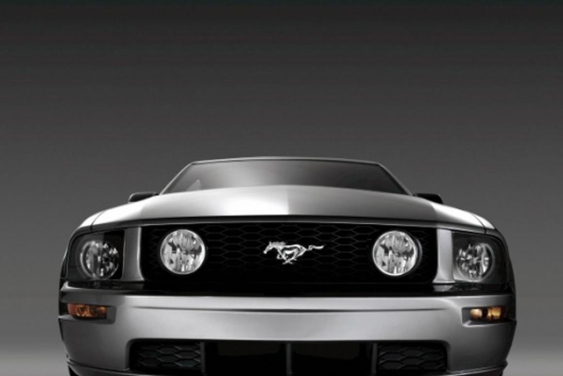 45th anniversary of the Ford Mustang