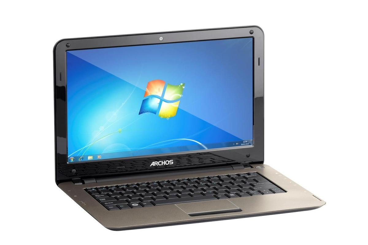 Archos promises all the multimedia power you could want in a notebook with the Atom-powered 133pc