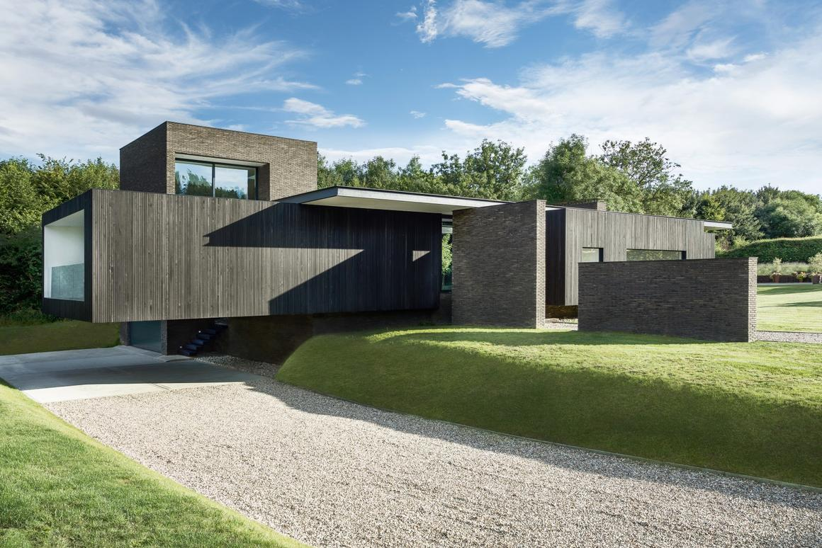 Black House is one of the 20 homes featured in this year's RIBA House of the Year