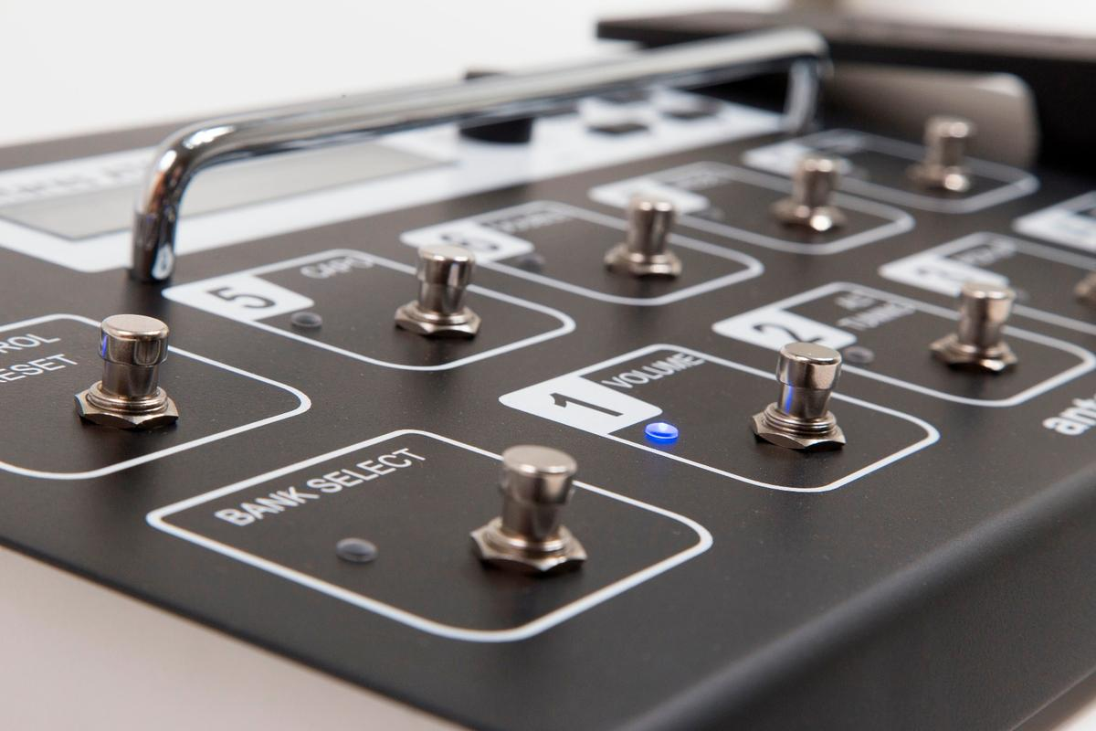 The ATG-1 Floor Processor from Antares Audio Technologies