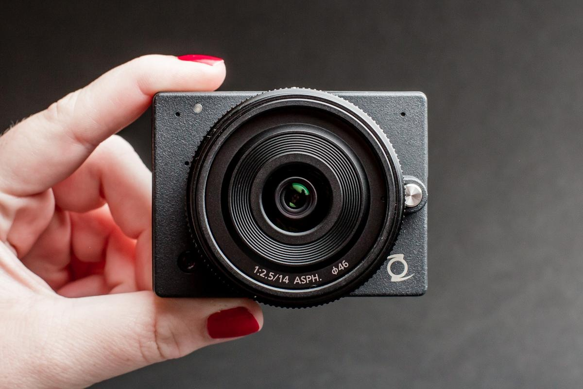 The E1 from Z Camera is a tiny 4K-shooting Micro Four Thirds camera looking for funding on Kickstarter