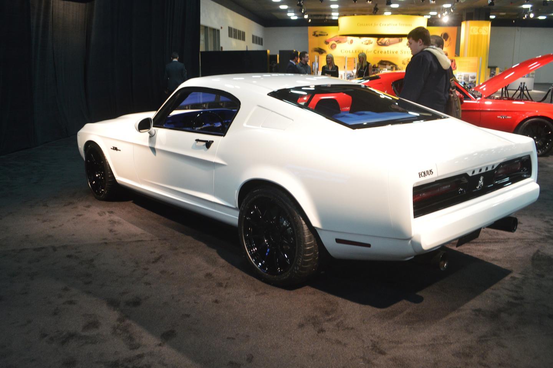 Equus reinvents the original muscle car