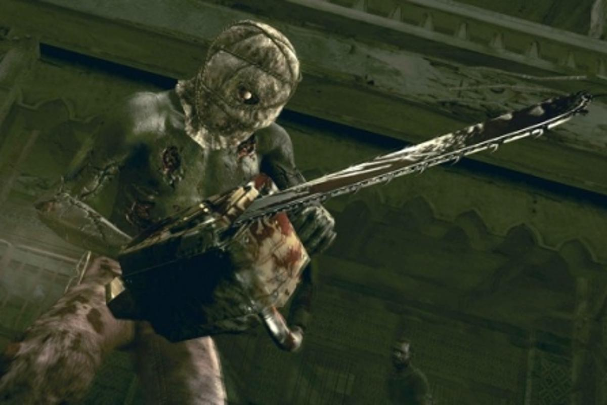 Resident Evil 5 Review Xbox 360