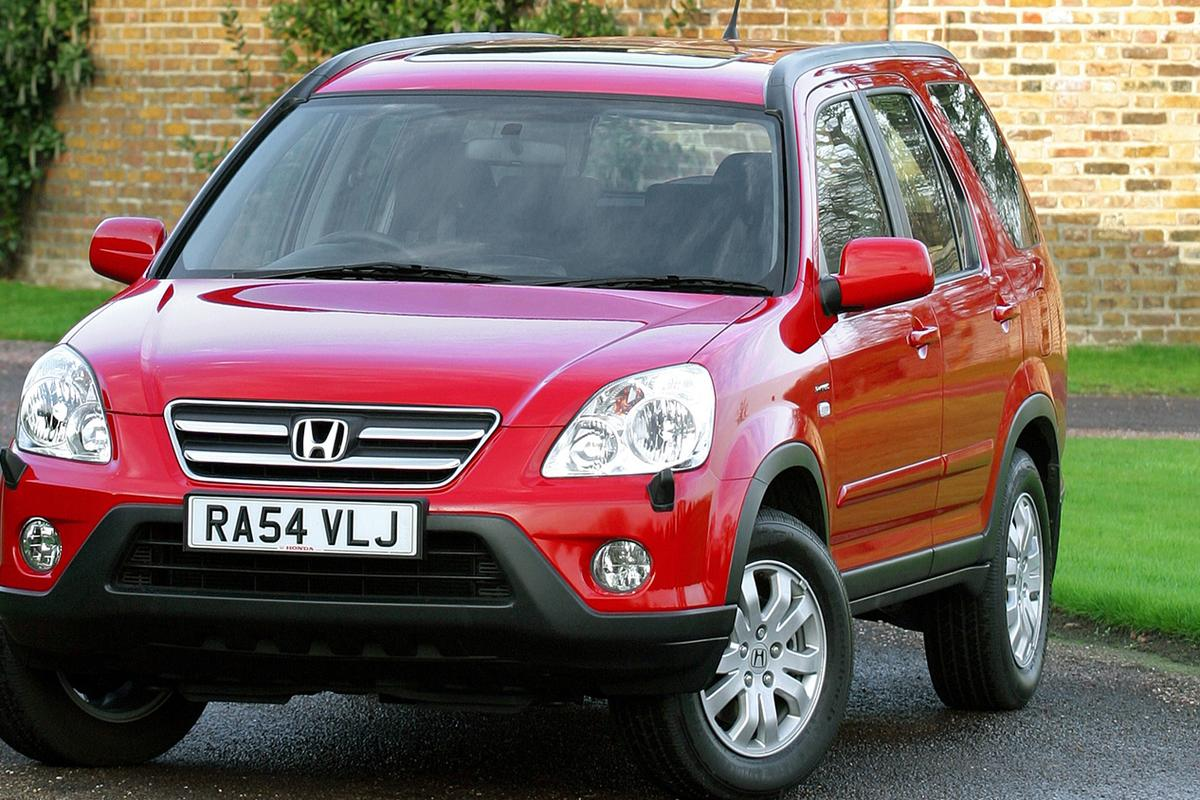 The winner - congratulations to Honda for having the most reliable 4x4 on the road, as measured by an independent source.