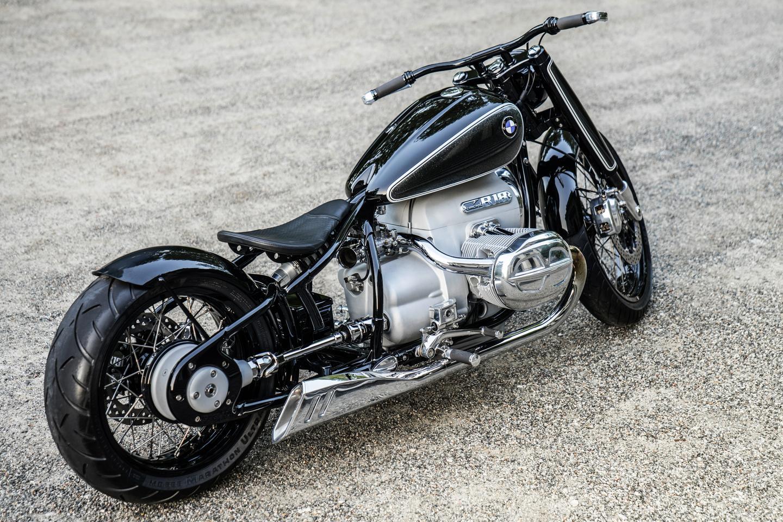 BMW Motorrad's Concept R18motorcycle was shown for the first time atConcorso d'Elegenza Villa d'Este 2019