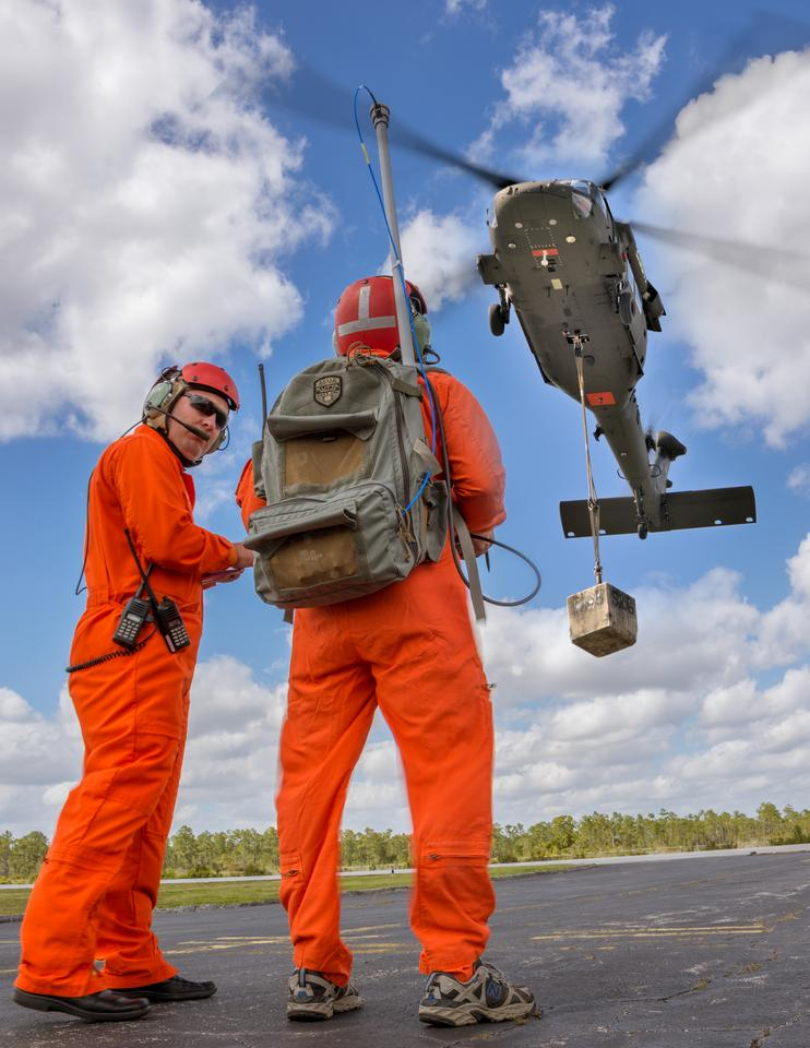 The Optionally Piloted Black Hawk (OPBH) Demonstrator program aims at developing aircraft capable of flying without a pilot