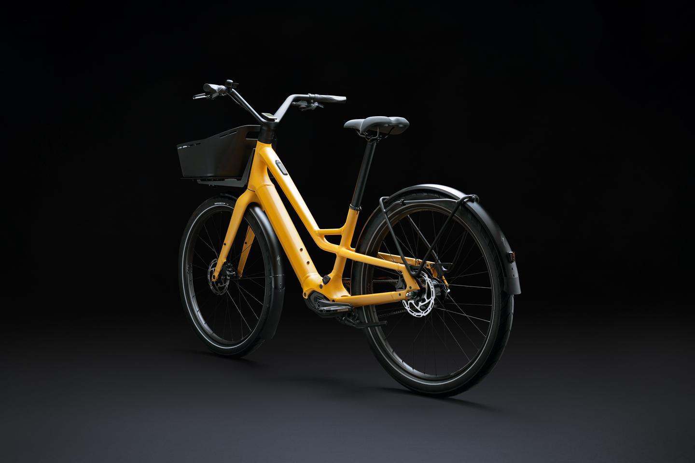 The Turbo Como SL city ebike comes in three frame sizes