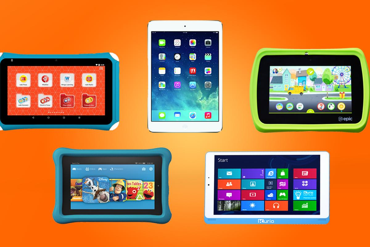 New Atlas looks at some of the best tablets for children