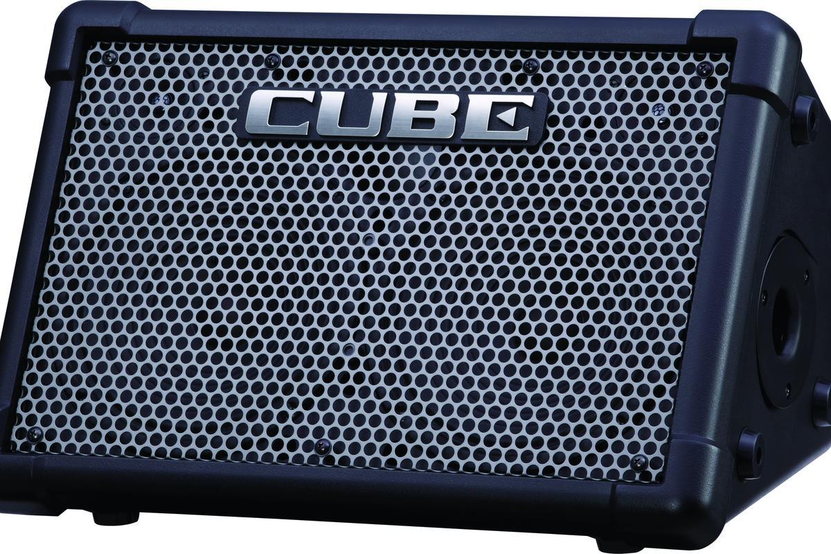 Roland's new Cube Street EX portable amp
