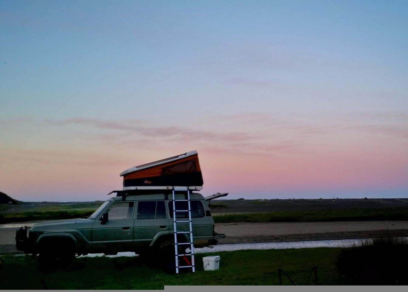Adventure Kings Roof Top Tent Weight finding the lost coastway of tepui roof-top tent