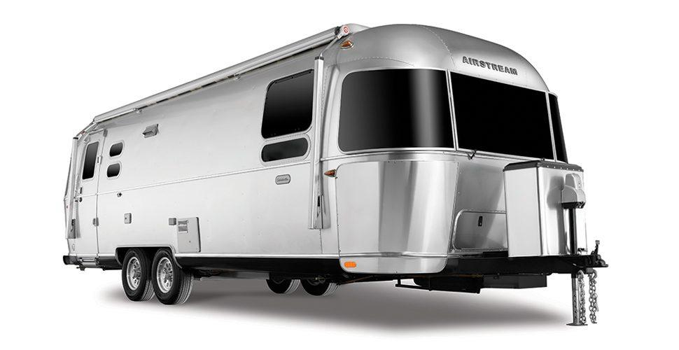 Pricing for the Airstream Globetrotter starts at a hefty US$99,900