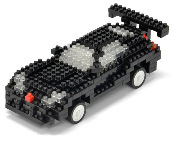 iHelicotpers' iPhone-controlled build-it-yourself Mini Brick Car
