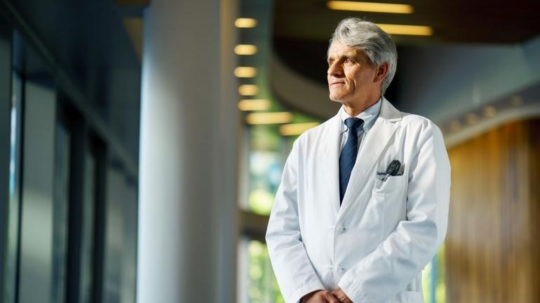 UCSF scientist Stephen Hauserled the research team behind the development ofocrelizumab
