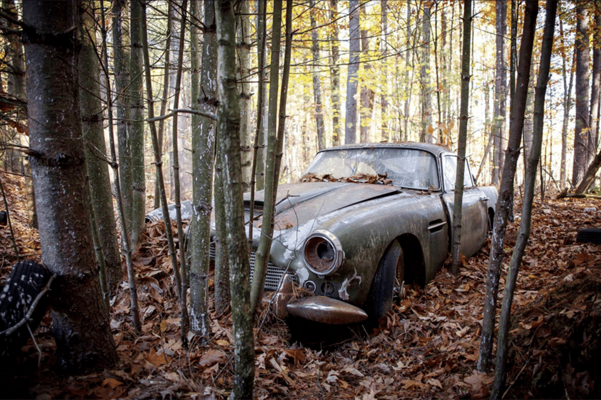 On the block: The $500,000 farmfind Aston Martin DB4, Newton's Principia fetches $3.7 mil, a Hendrix acoustic guitar sells for $260,000 and the only remaining Indian-Vincent prototype from 1949 are the highlights of this week On the Block.
