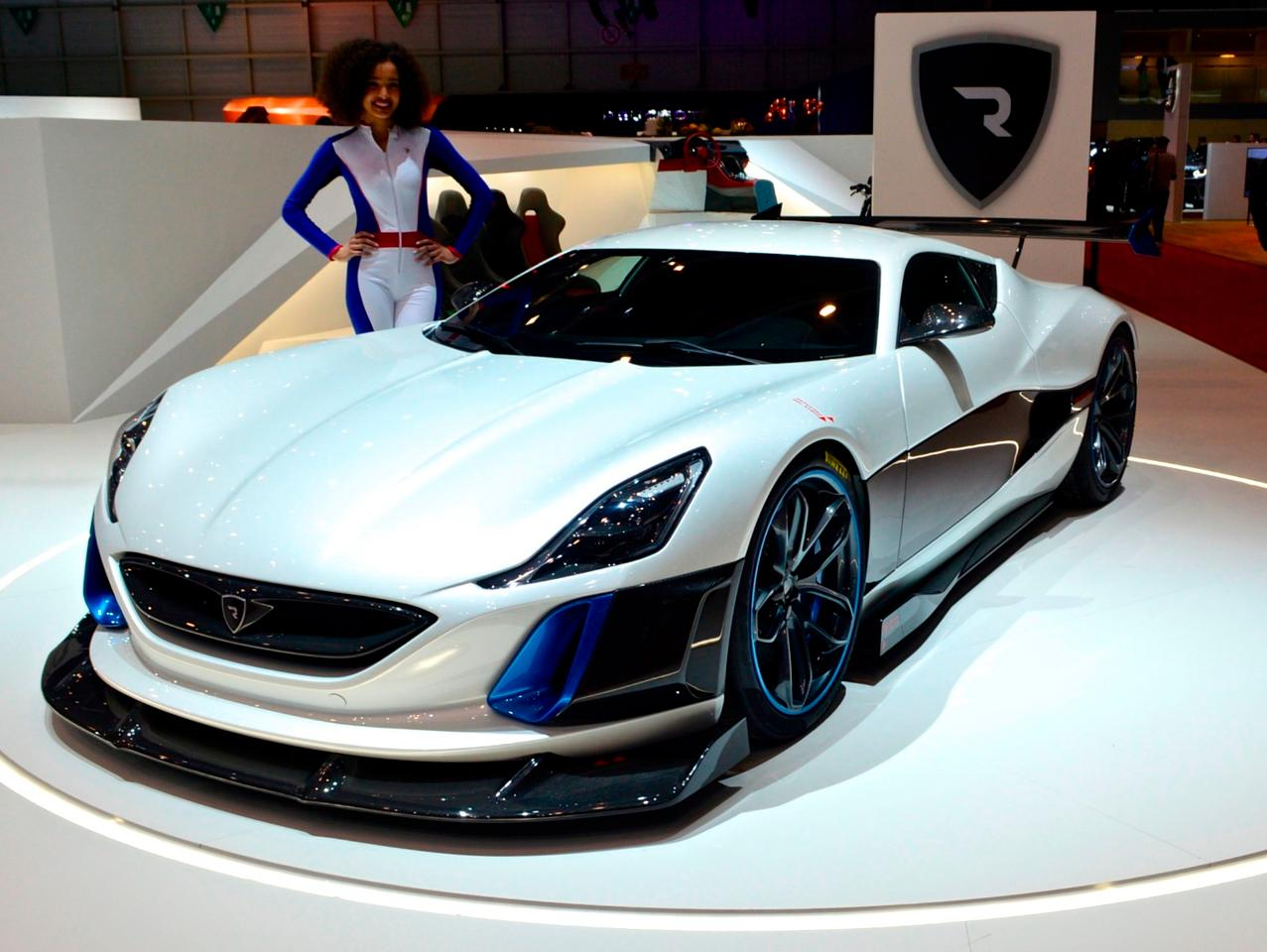 Rimac Concept S at the 2016 Geneva Motor Show