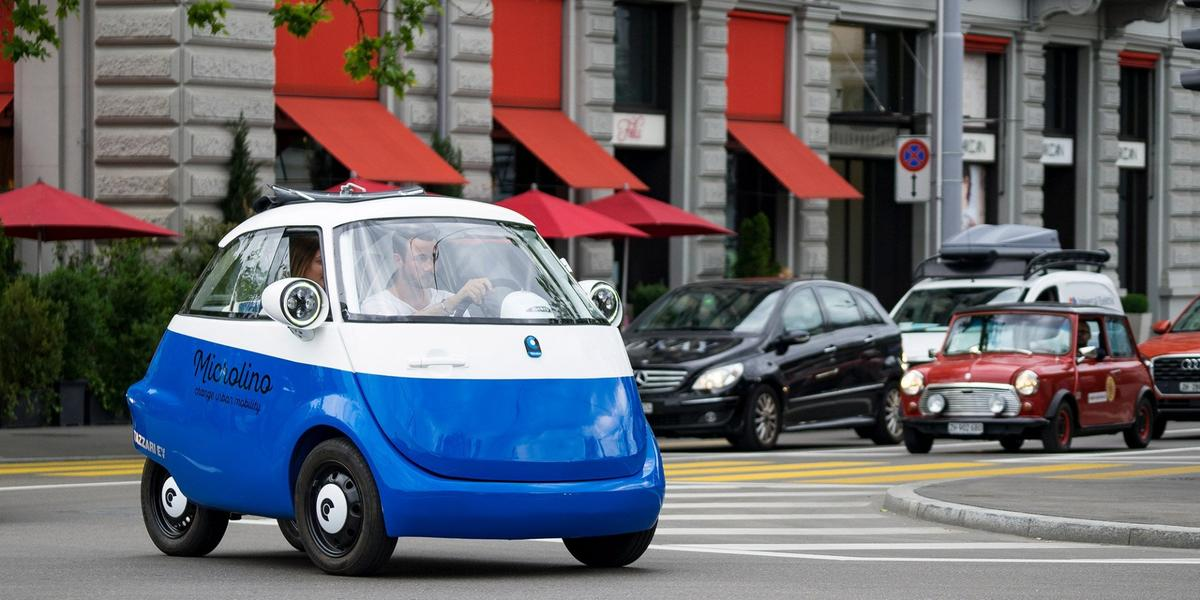 After some delays the Microlino is now approved to hit the streets in Europe