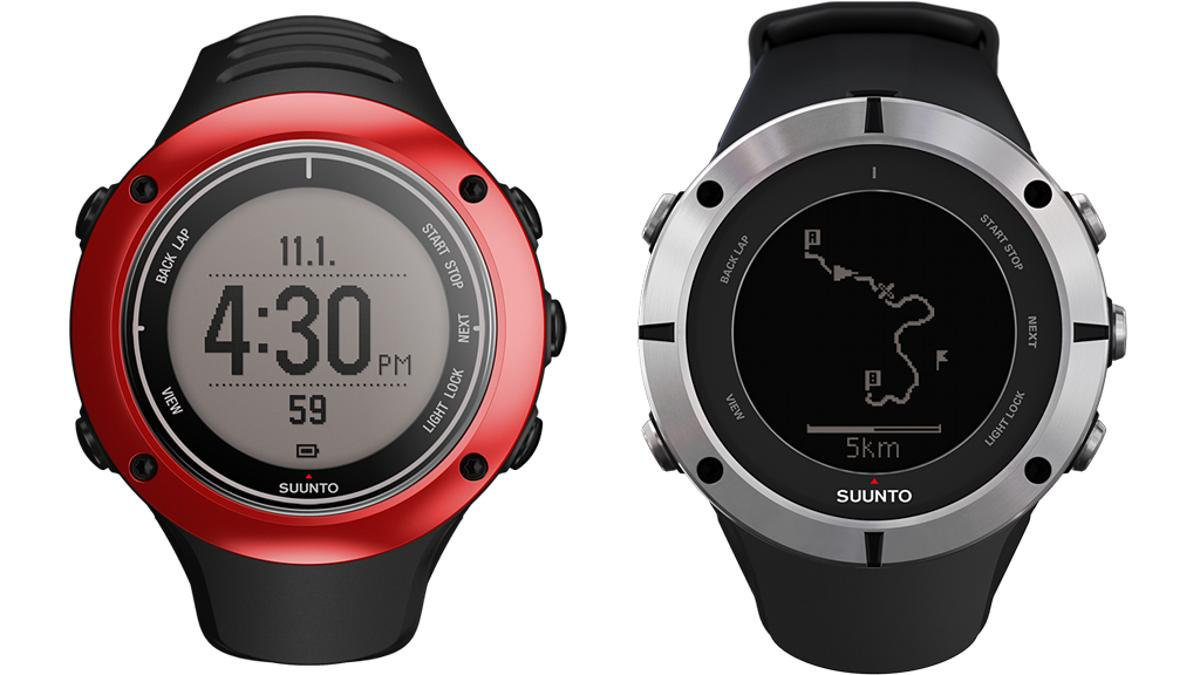 The new Ambit2 S and Ambit2 from Suunto