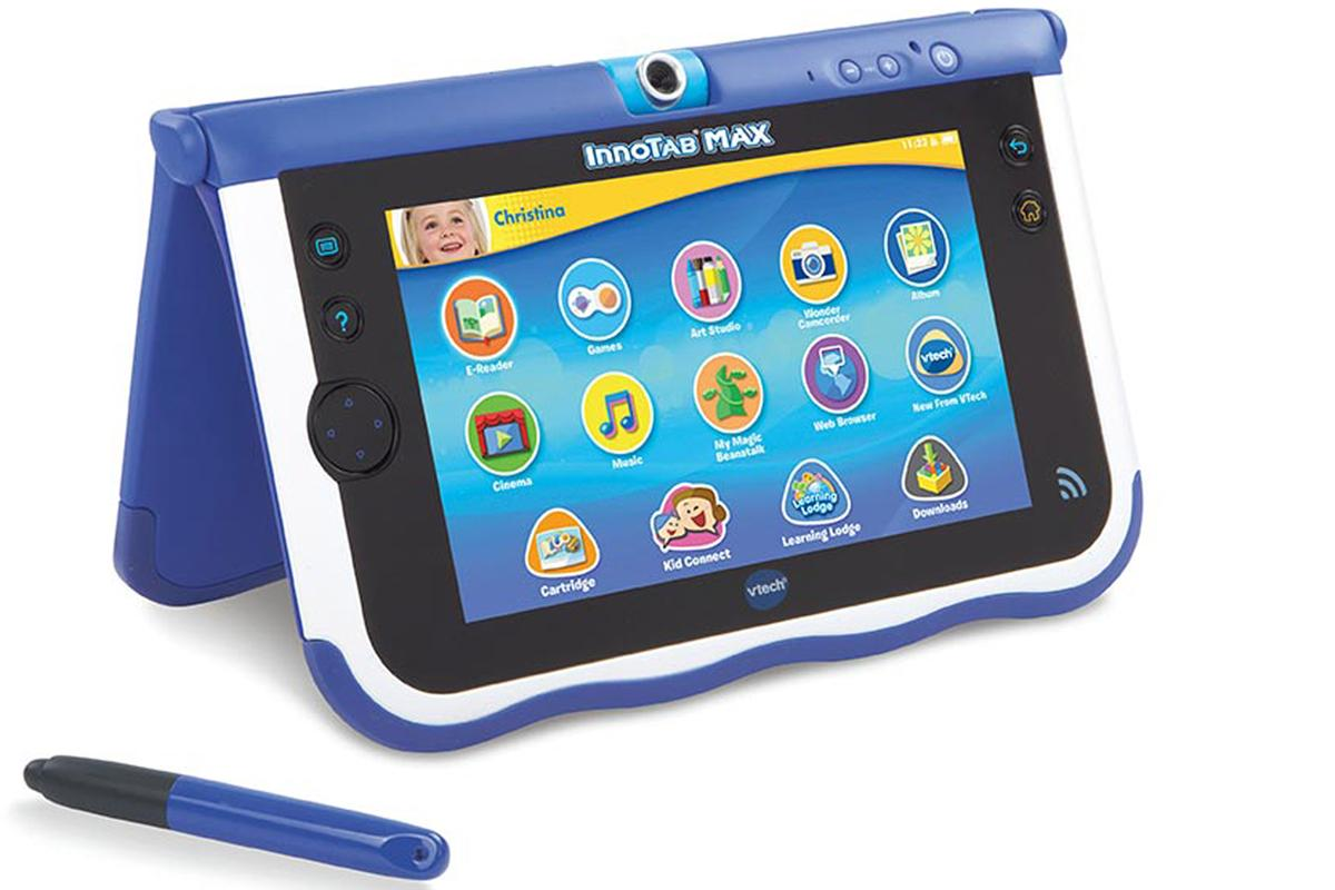 The VTech InnoTab MAX is a 7-inch tablet for children which will have access to a selection of Android games