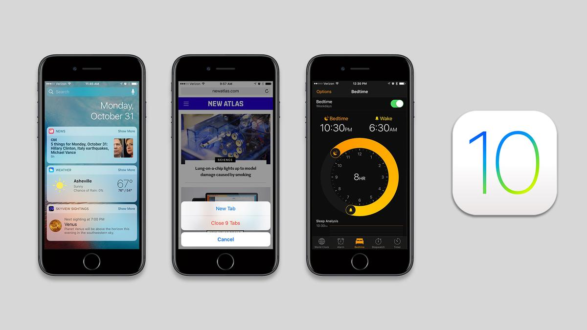 Tips and tricks for getting the most out of iOS 10