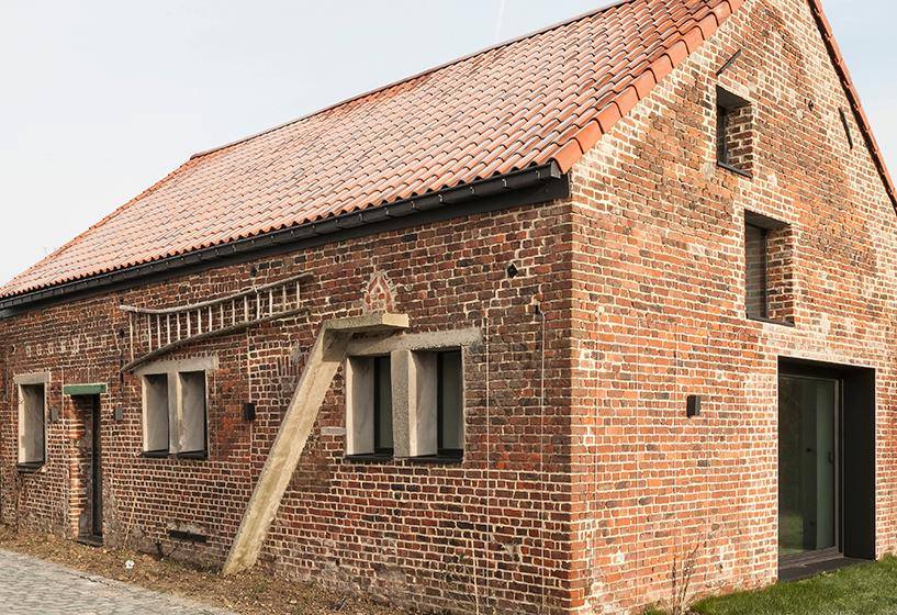 Though it looks unchanged, the project, dubbed Stable, involved the sympathetic restoration of the exterior
