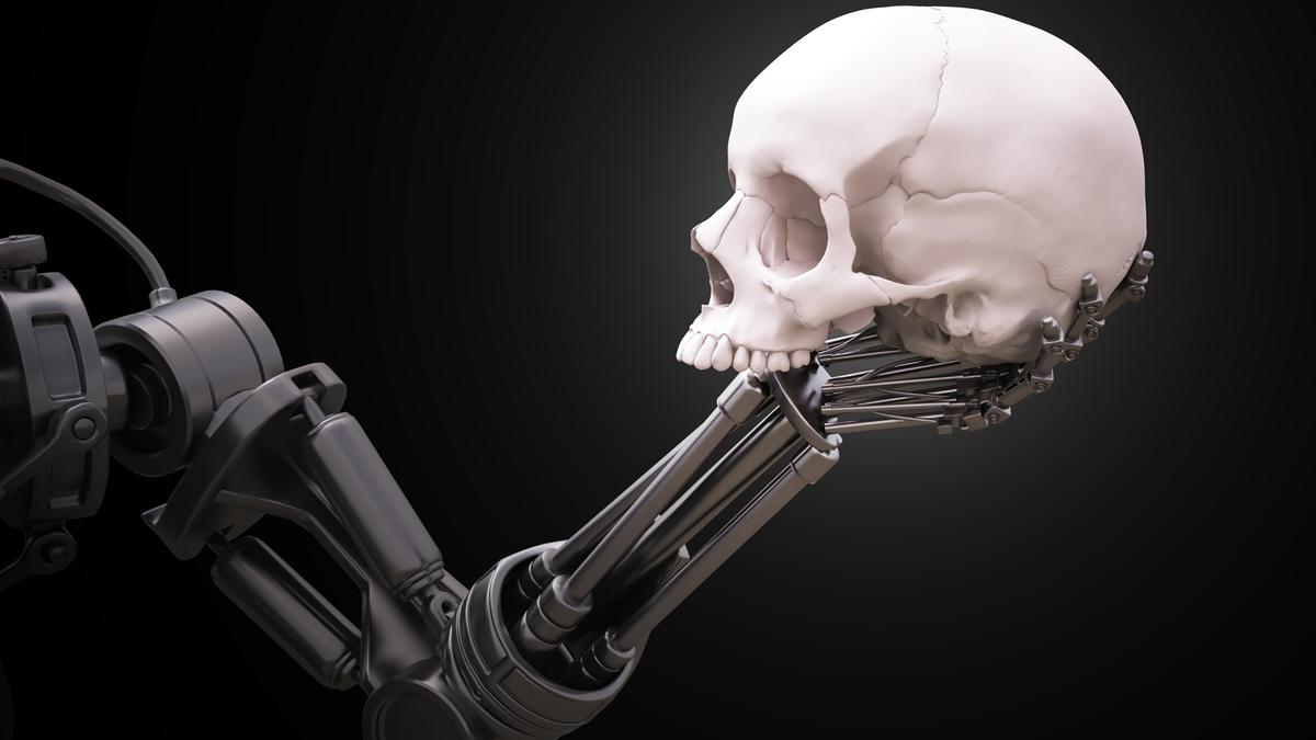 An open letter signed by over 1,000 AI and robotics researchers pleas for a halt in the development of weaponized AI