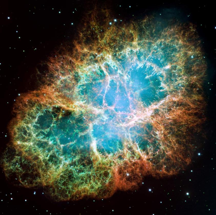 The new technique allows for better resolution for studying X-ray sources like the Crab Nebula