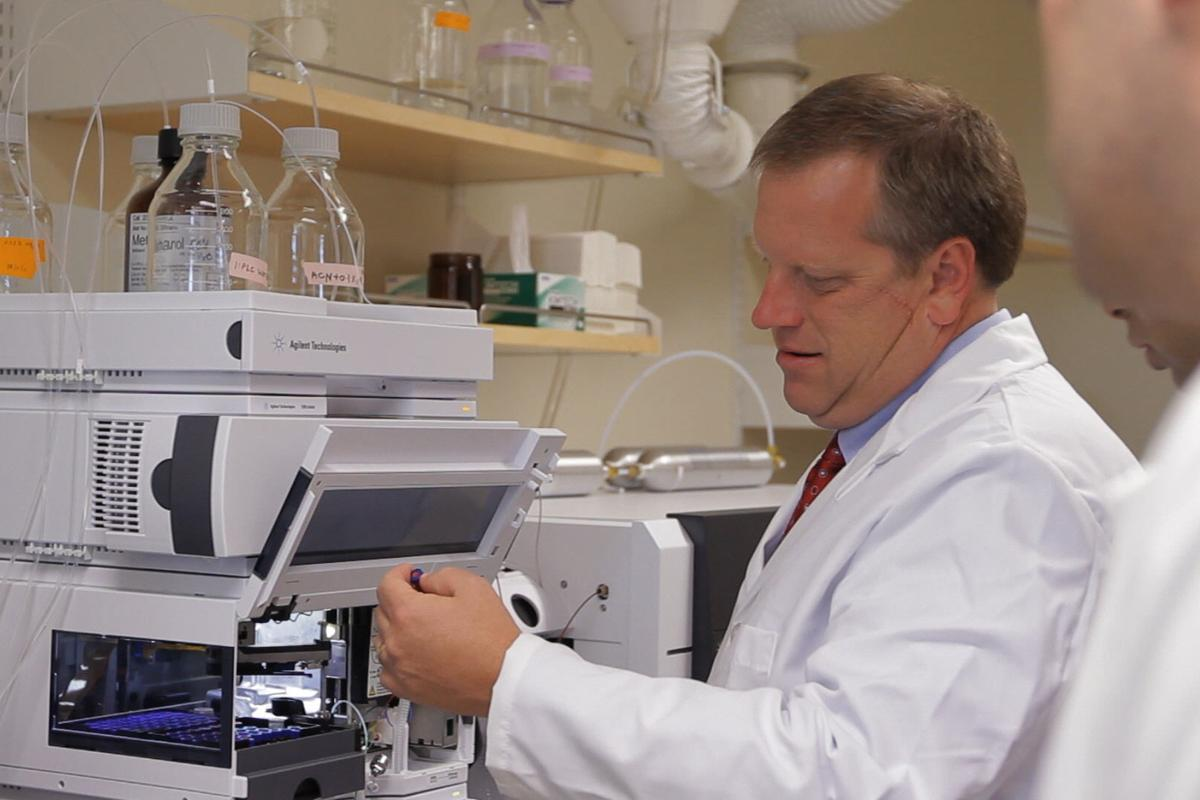Dr. Shane Snyder is working with Agilent to develop ways to detect emerging contaminants in water