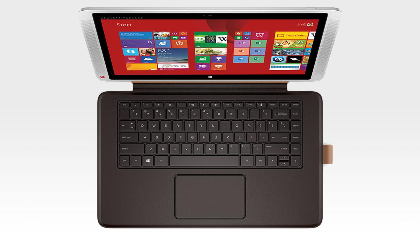 The HP Envy x2 (13-inch)