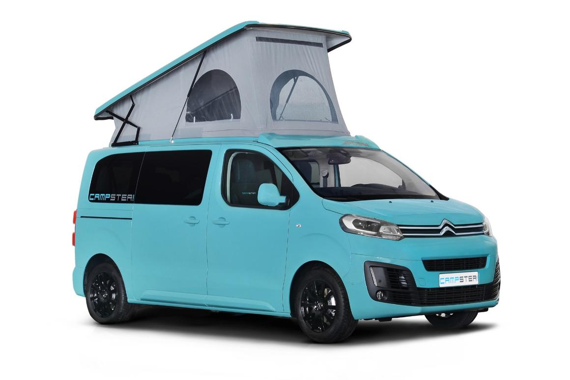 Pössl has been creating buzz with the Campster on the motorhome expo circuit