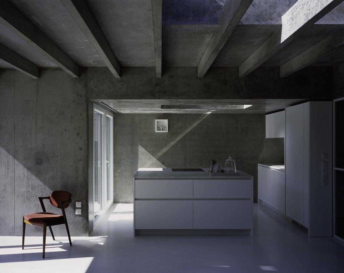The home measures 135 sq m (1,453 sq ft) (Photo: Hélène Binet)