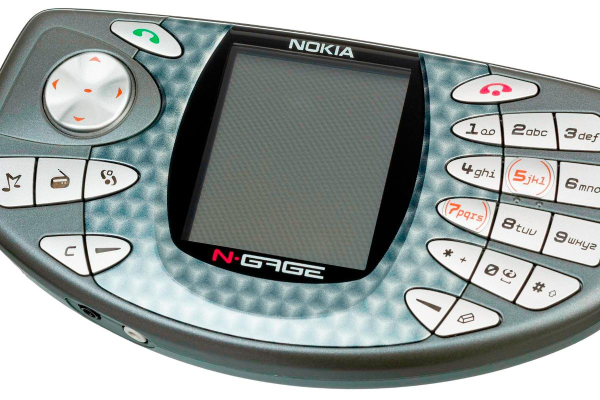 Nokia's ill-fated N-Gage