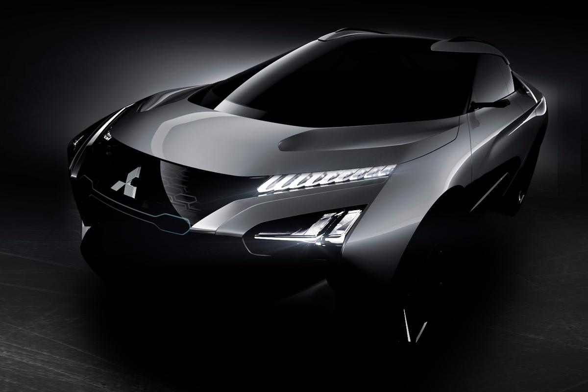 The e-Evolution will be revealed in full at the Tokyo Motor Show