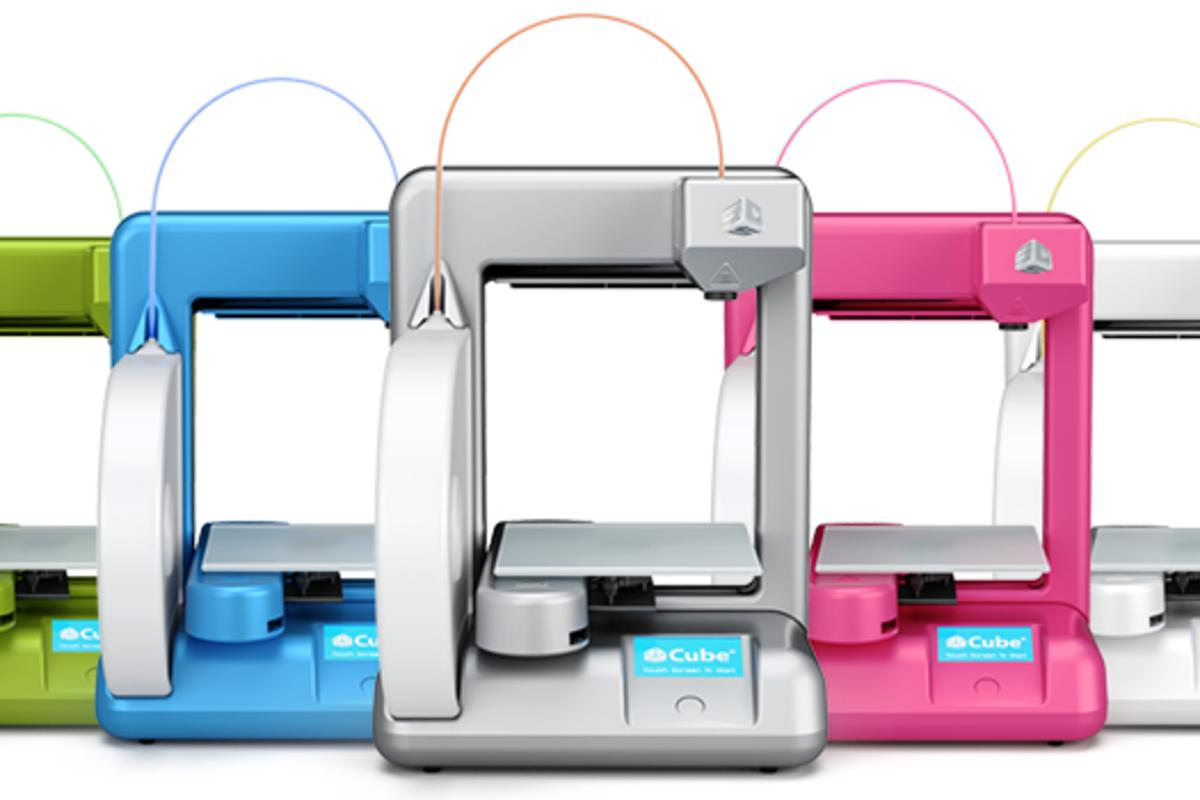 Office supply chain, Staples, will become the first major US retailer to offer 3D printers, starting with the Cube 3D Printer