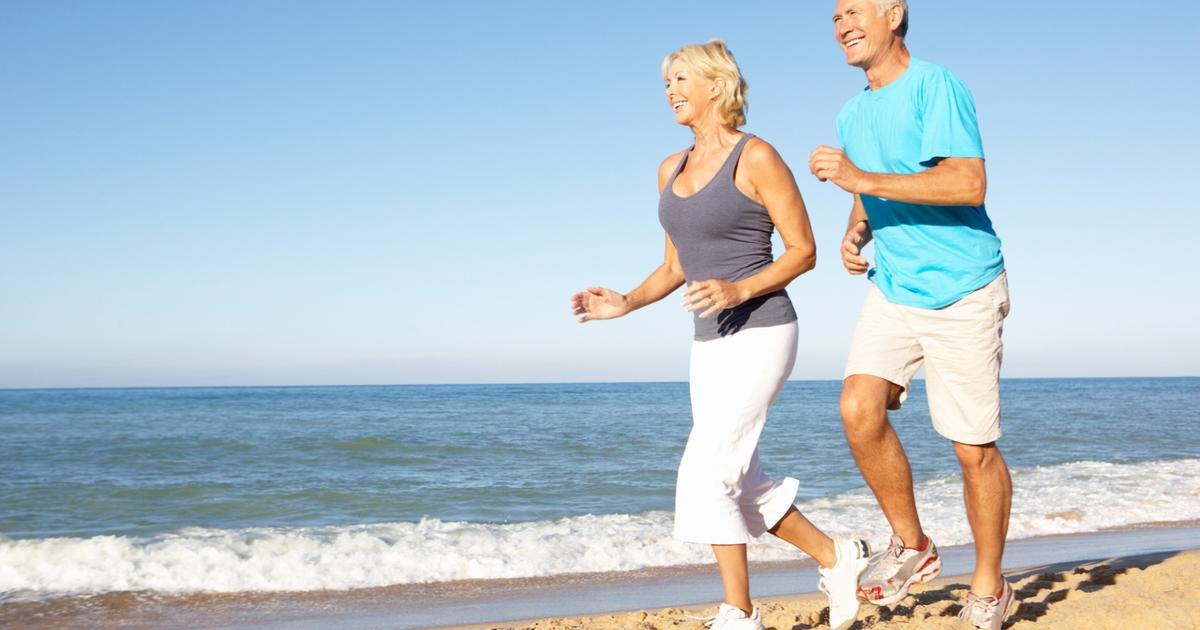"""How the right """"dose"""" of exercise can reverse aging-related heart damage"""