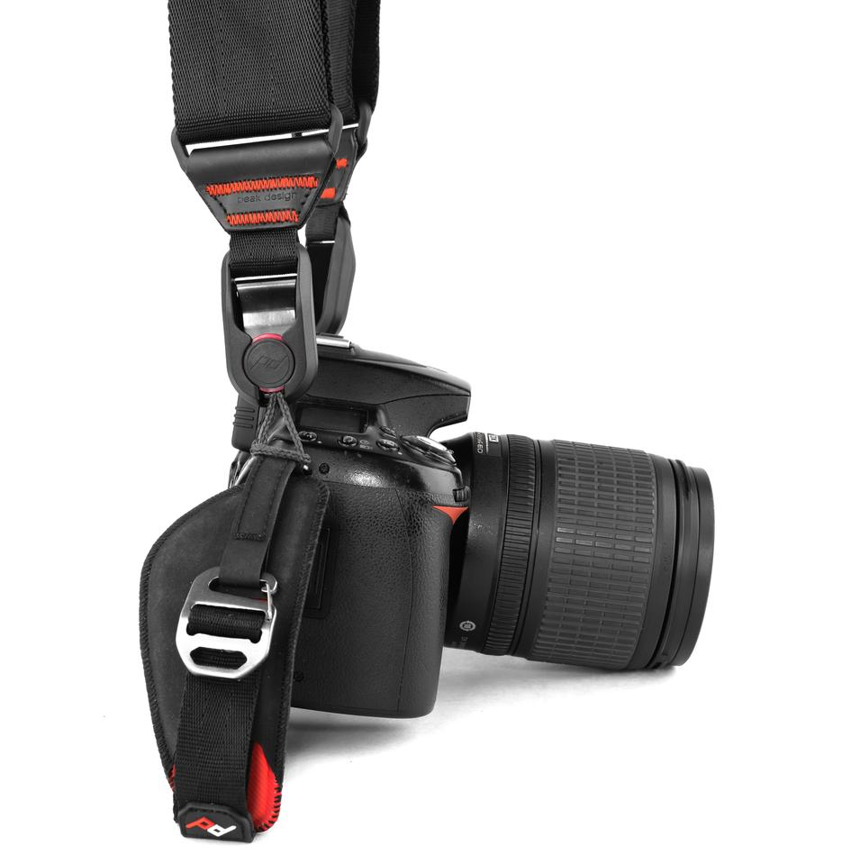 Slide and Clutch are the latest camera-carrying tools from Peak Design (Photo: Peak Design)