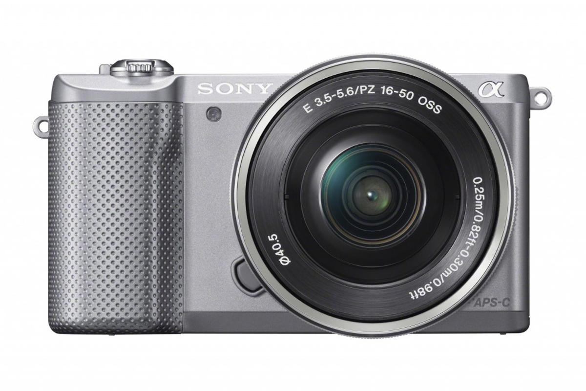 The new Sony α5000 camera is billed as the world's lightest interchangeable lens camera to feature the convenience of Wi-Fi connectivity