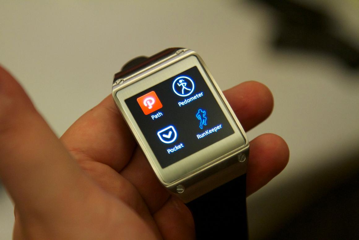 First impressions: Samsung Galaxy Gear and Galaxy Note 3