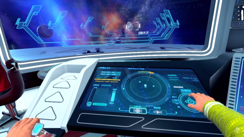 ForTrekfans, Star Trek: Bridge Crewis a dream come true