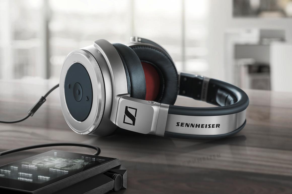 Sennheiser's first closed-back audiophile headphones, the HD 630VB