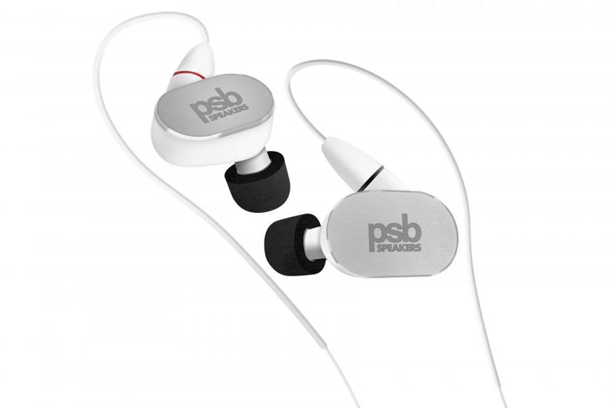 """The M4U 4 in-ear monitors have been developed to give a flat, neutral response with added """"Roomfeel"""" for more spacious, realistic reproduction"""