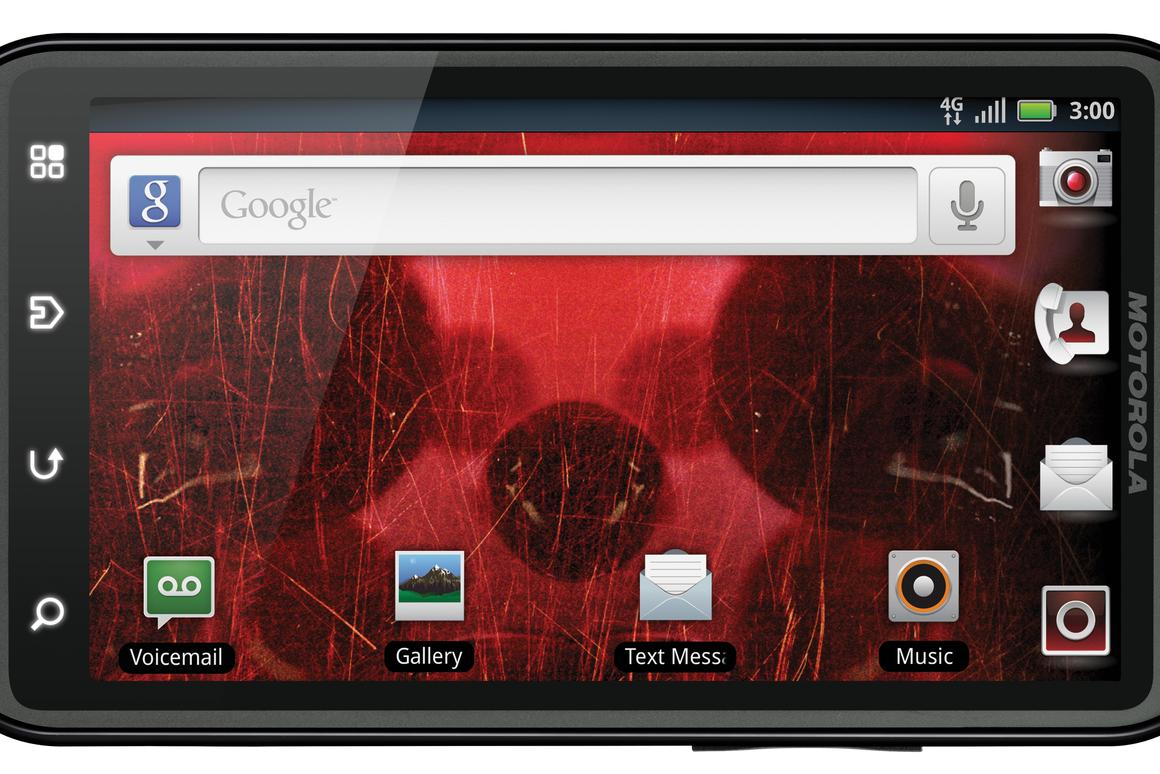 """The Motorola Droid Bionic - available """"early Q2 2011"""""""