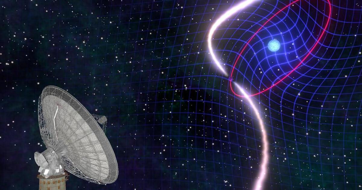 Dense stars spotted twisting and dragging the spacetime continuum